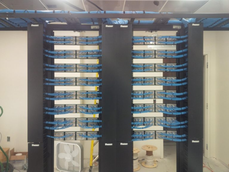 Connected! Technologies Server Cabling Past Work